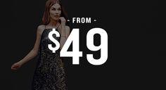 BF闪购-感恩节精选低至¥369时尚裙装闪购。