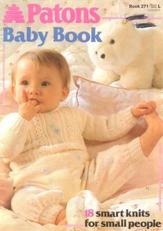 Patons 271 Baby Book