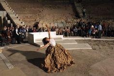 Teatro Romano - Steine