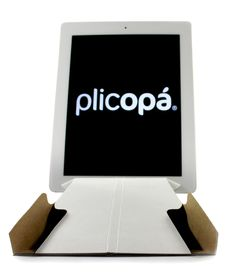 Plicopá stand vert. Check Plicopá's all prototype photos! http://www.indiegogo.com/projects/plicopa