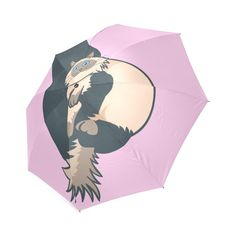 Mya and Luna Cat - Mya in Silhouette Foldable Umbrella Cat Umbrella, Silhouette, Cats, Artist, Animals, Gatos, Animaux, Animales, Silhouettes