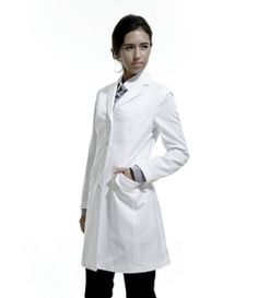 Classicolabcoat.com - Stylish and tailored doctor coats: This whitecoat would probably still look stylish with coffee stains.