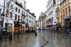 Iarna în..Bruxelles