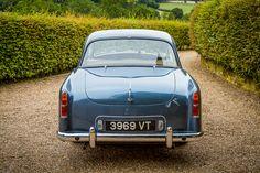 1963 Alvis TD21 Saloon - Silverstone Auctions