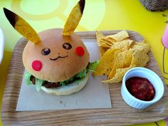 Ways You Can Eat Your Favorite Pokemon More