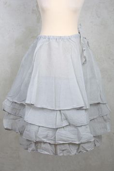 Madeleine Skirt in Celadon - Les Ours