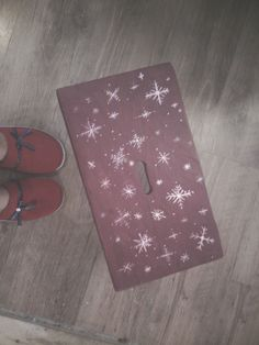 Karácsonyi sámli-karácsonyi papucs