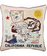Primitives by Kathy Home State California Republic Decorative Throw Pill... - $64.99+