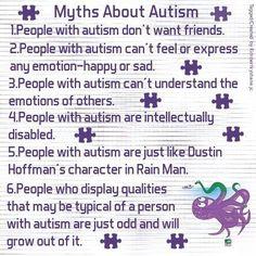Myths busted