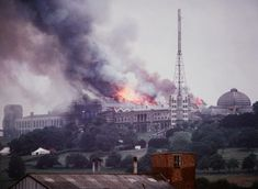 Alexandra Palace, Art Google, London England, Paris Skyline, Fire, Culture, Building, Travel, Viajes
