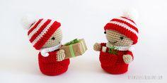 Airali handmade. Where is the Wonderland? Crochet, knit and amigurumi.: Buon Natale! Merry Christmas!