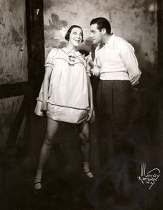 Fanny Brice, Bob Hope, Ziegfeld Follies, 1936