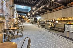 3 Marvelous Tips: Urban Industrial Restaurant industrial wall decor faux brick.Industrial Home Design. Industrial Stairs, Industrial Shop, Industrial Dining Chairs, Industrial Flooring, Industrial Restaurant, Industrial Bedroom, Industrial Interiors, Industrial Farmhouse, Industrial Lighting