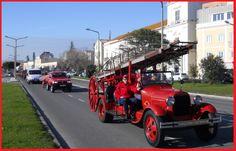 O Palhetas na Foz: Bombeiros Voluntários desfilaram hoje pela cidade ...