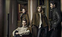 Models: Ewan McGregor, Karmen Pedaru, Maud Welzen, and Ymre Stiekema Photographer: Craig McDean