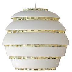 Alvar Aalto Beehive Pendant
