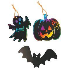Halloween+Magic+Color+Scratch+Ornaments+-+OrientalTrading.com