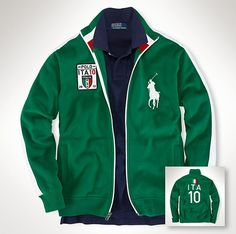 ITALIAN coats   France best online polo ralph lauren big pony italy country  green . b049dfae06f