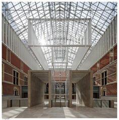 Rijksmuseum de Cruz y Ortiz   Arquitectura