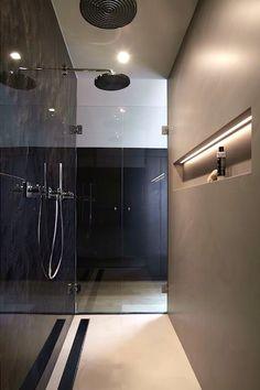 Ideas Bath Room Lighting Recessed Toilets For 2019 Spiegel Design, Tadelakt, Shabby Chic Interiors, Best Bath, Chic Bathrooms, Bathroom Toilets, Shower Remodel, Bathroom Interior Design, Bathroom Inspiration
