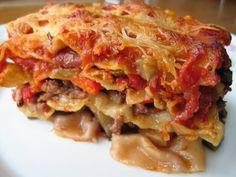 Recette de Lasagnes aux légumes du soleil : la recette facile