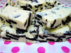 ValSoCal: Cookies and Creme Fudge
