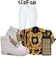 """-"" by team-india-love-westbrooks ❤ liked on Polyvore"
