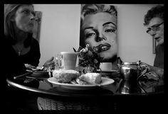 Breakfast with Marylin