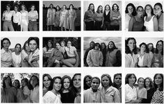 25 Years of the Brown Sisters by Nicholas Nixon Black White Photos, Black And White Photography, Photo Sequence, Calendar Design, Family Album, Life Photography, Family Life, Sisters, Portrait