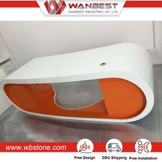 Modern upscale import office furniture single seat office desk