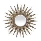 Found it at Wayfair - Sterling Industries Centauri Starburst Mirror