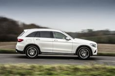 I'm in love with this mid-sized suv. | 2016 Mercedes GLC 250