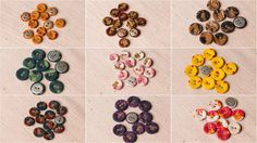 ✩ Buttonbaaz Handmade Button for Clothing ✩
