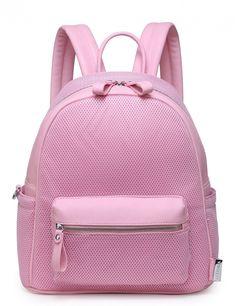 BURN IT UP PINK MESH BACKPACK Mesh Backpack 436b349d16f29