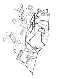1624 best architectural drawing diagram and presentation images  paper architecture 21warom maken onze architecten nooit zo geen toffe tekeningen architecture sketchbook paper architecture