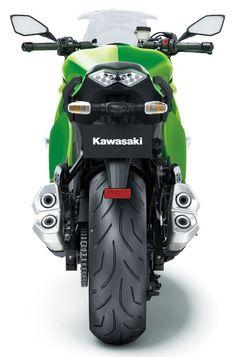 2014 KAWASAKI 1000 ABS (ZX1000MEF)