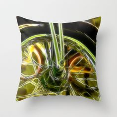 And it Spoke to me.... Throw Pillow by F Photography and Digital Art - $20.00