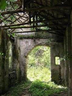 Just outside of Amalfi (Campania, Italy), one finds the ruins of several paper mills dating from as far back as the 13th century.