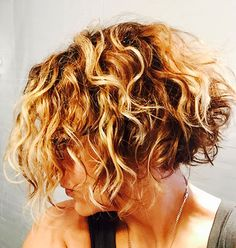 Adorable Curly Hairstyle Ideas for Short Hair | Short Hairstyles & Haircuts 2015
