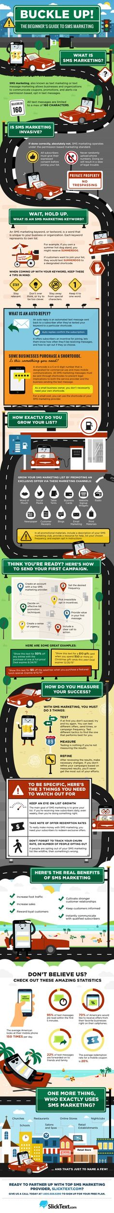 Buckle Up! #infografía