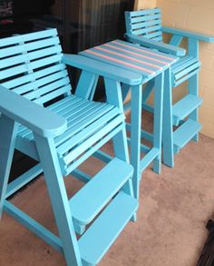 St Augustine patio have the best lifeguard mailbox chair on the market. Our lifeguard chair and outdoor patio chairs are pool and patio furniture. We also make tennis umpire chairs. Outdoor Tables And Chairs, Outdoor Lounge Chair Cushions, Deck Chairs, Bar Chairs, Adirondack Chairs, Wooden Chairs, High Chairs, Outdoor Seating, Bar Stools
