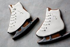 For the winter sport fanatic with a sweet tooth. Ice Skate Decorated Gingerbread Cookies. $30.80.