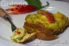 Sugestão para o #jantar! Esta Torta Fácil de Abobrinha Sem Farinha é deliciosa, levinha, super fácil, é #SemGlúten e sacia muito.  #Receita aqui: http://www.gulosoesaudavel.com.br/2014/06/25/torta-facil-abobrinha-sem-farinha/