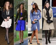 I absolutely ADORE Kate Middleton....such a classic beauty down-to-earth and stylish! Would love her figure!