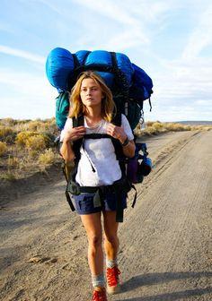 "Reese Witherspoon en""Alma Salvaje"" (Wild), 2014"