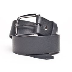The Switch-Buckle Belt in Pewter $45 Four buckles to choose from.