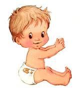 LilaPerle: Babyjäckchen, Mütze, Schuh und Teddy