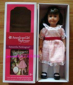 American Girl Beforever mini Samantha