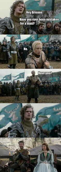 Brienne 1- Loras 0