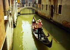 Take a Gondola Ride – Venice, Italy